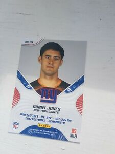 Nfl-Panini-Card-2019-Daniel-Jones-No-73