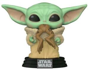 Star-Wars-The-Mandalorian-POP-TV-Vinyl-Figur-The-Child-with-Frog-9-cm-Funko