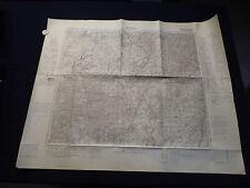 Landkarte EHB Nr.41 Schlochau / Człuchów, Konitz, Tuchel, Zempelburg, 1940