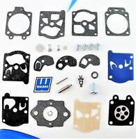 Carburetor Kit Sachs Dolmar 340 400 Chain Saw Wt375 Wt466 Wt507 Wt-507 Cw3