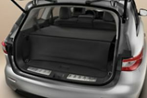 Image Is Loading Infiniti Jx35 Qx60 Rear Cargo Cover 999n3 Rz000