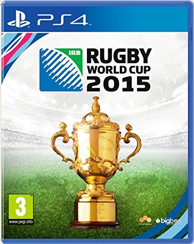 1 of 1 - Rugby World Cup 2015 (Sony PlayStation 4, 2015) - European Version