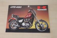 180601) Kawasaki LTD 450 Prospekt 198?