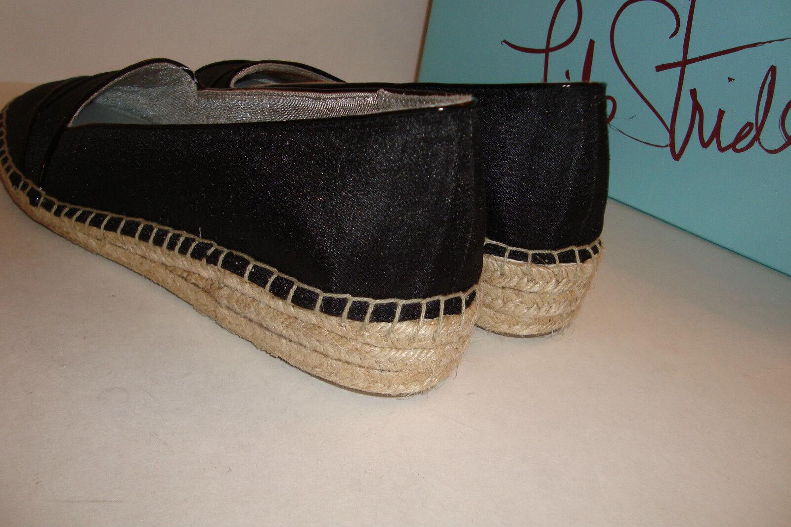 Life Stride Lifestride Rapido Para Mujer Nuevo Con Caja Rapido Lifestride Negro Tela De Seda Flats zapatos 9.5 M Nuevo d4ff03