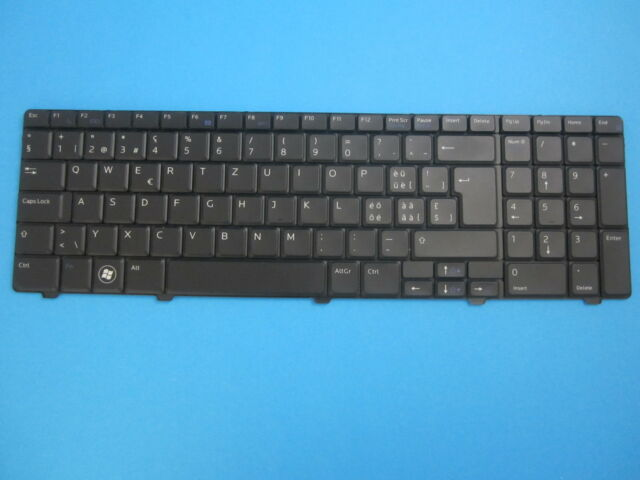 Keyboard Swiss DE Dell Vostro 3700 NSK-DPA00 with Background lighting 06N6K0