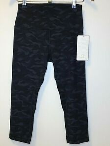 NWT-RARE-SOLD-OUT-Lululemon-Align-Sequoia-Camo-Grey-High-Rise-21-034-Crop-Legging