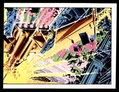 Panini Action Man Sticker 1983 No 73