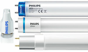 philips led tube r hre als ersatz f r leuchtstofflampe neonlampe neonr hren ebay. Black Bedroom Furniture Sets. Home Design Ideas