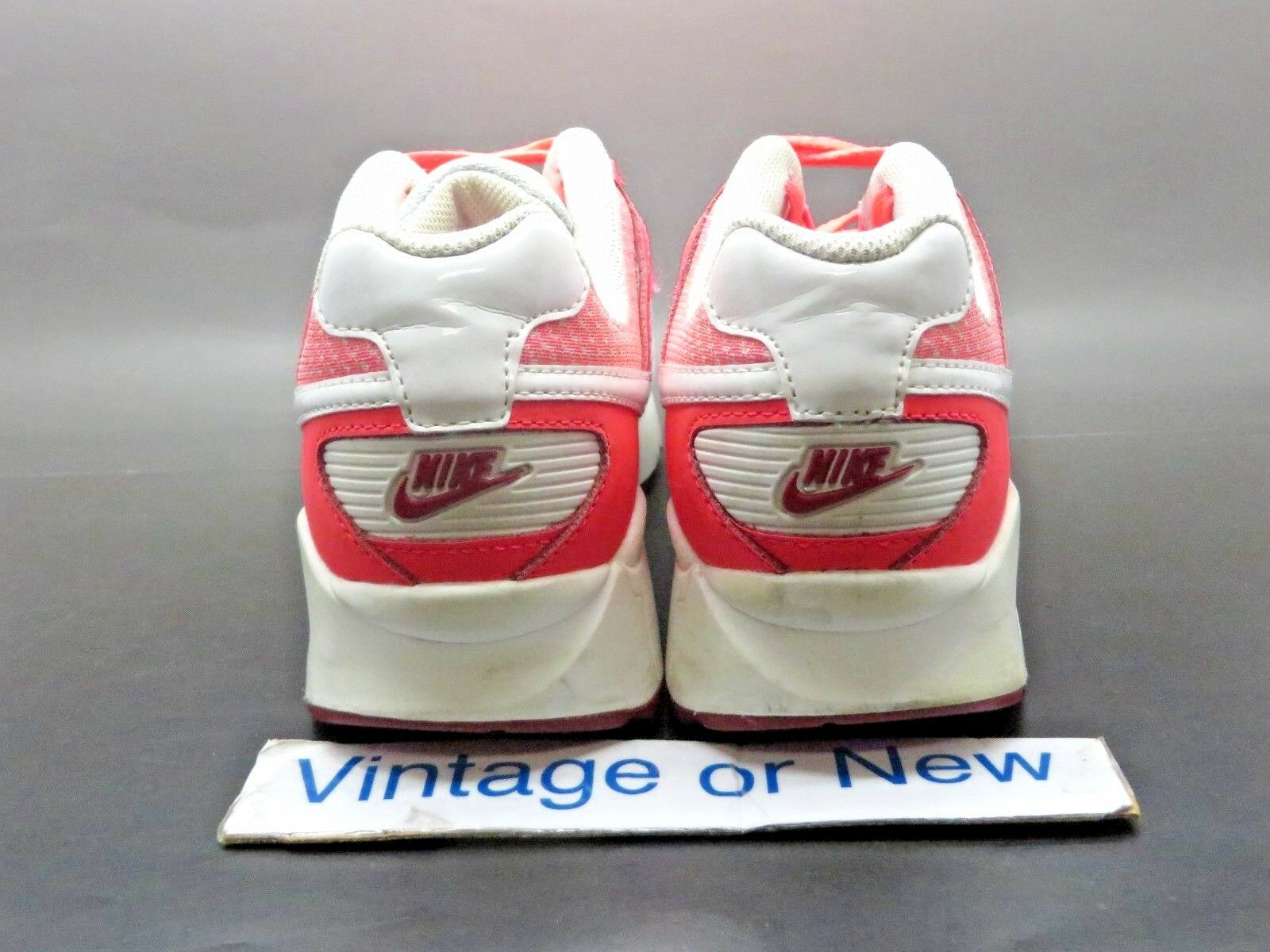 size 40 2282b ff4c8 ... Women s Nike Air Max Coliseum White Pink Silver Silver Silver Running  Shoes 553441-600 sz ...