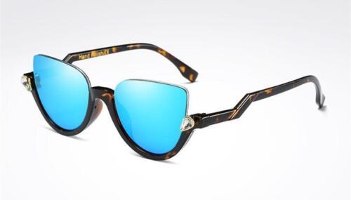 Women Brand Designer Vintage Half Frame Glasses Women Sunglasses Fashion Eyewear