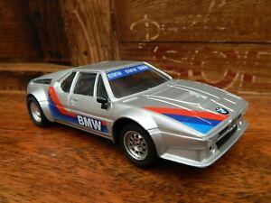 Scalextric-BMW-M1-C405-Silver-Roadcar