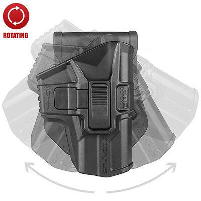 G43R M24 FAB Defence SCORPUS Level 2  M24 Glock 43 Holster Active Retention