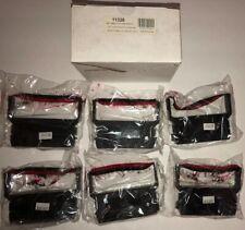 Lot Of 6 Veriphone 900r Porelon Ribbon Cartridges