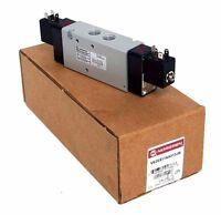 NORGREN V62 INLINE SOLENOID VALVE V62S511AA313JB NEW IN BOX