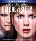 Before I Go to Sleep (Blu-ray Disc, 2015)