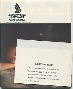 SINGAPORE-AIRLINES-TIMETABLE-JANUARY-MARCH-1982-CABIN-CREW-PIC