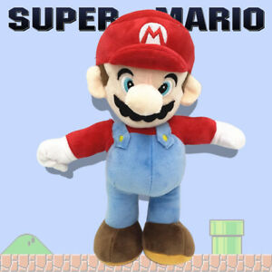 10-034-Cute-Super-Mario-Bros-Stuffed-Kids-Toy-Soft-Doll-Luigi-Figures-Plush