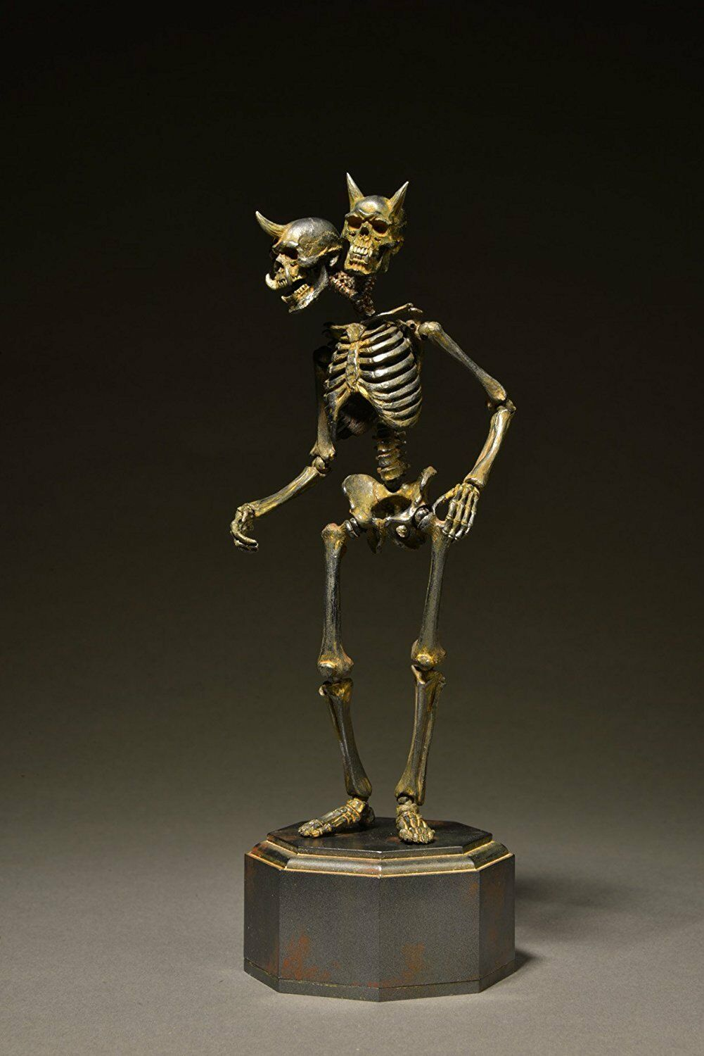 Takeya Gaikotsu Skeleton Iron ROTdish Braun Iron rust KT-005 action figure