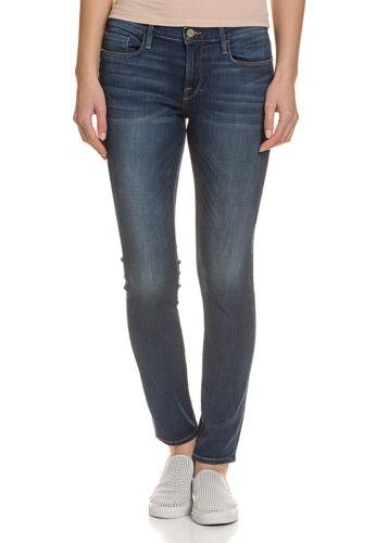 FRAME DENIM Damen Stretch-Jeans Slim Fit NEU Größe W26 W28