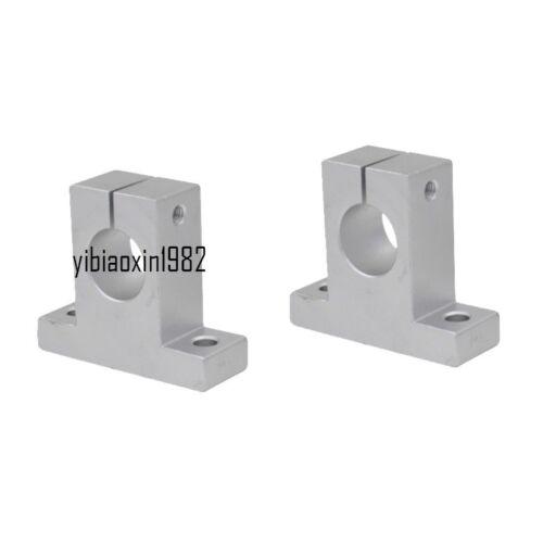 1PCS 12mm SK12 Linear Rail Shaft Guide Support Bracket//Bearing CNC Step Motor