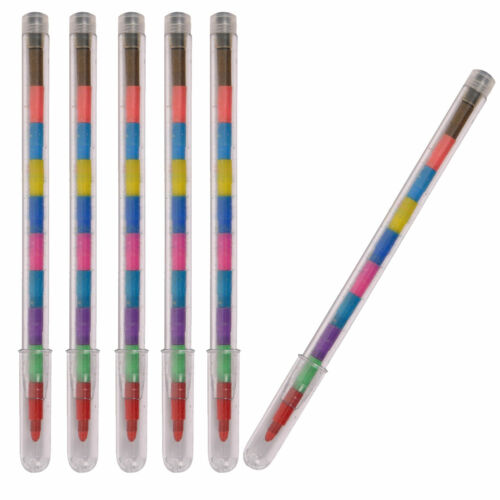 Enfants Enfants Swap Swop Point Crayons Stacker Crayon Parti Loot Sac Remplissage