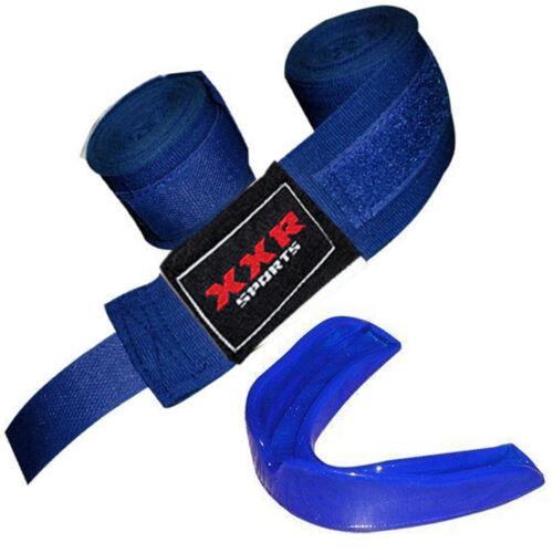 Gum Shield Boxing Hand Wraps  MMA Boxing Football senior /& junior