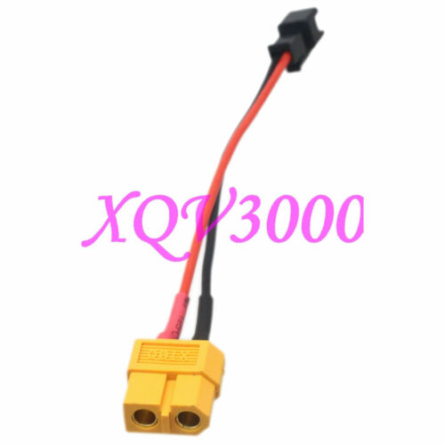 XT60 XT-60 Female to SM 2Pin plug Female 20AWG 10CM Battery Charge Cable