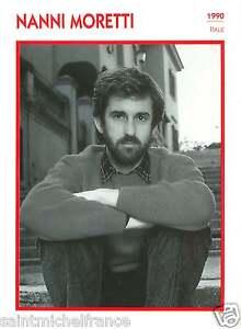 NANNI-MORETTI-ACTEUR-ACTOR-FICHE-CINEMA-ITALIE-ITALY-90s
