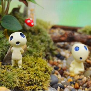 Alien Mini Handwerk Garten Miniatur DIY Puppe Home Terrarium Micro LandschaftFBB