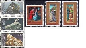 Liechtenstein-anno-1989-Regno-di-Giovanni-Adamo-nuovo-MNH