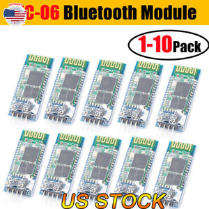 4-Pin-Slave-HC-06-Wireless-Bluetooth-Transeiver-RF-Module-For-Arduino-Serial-5V