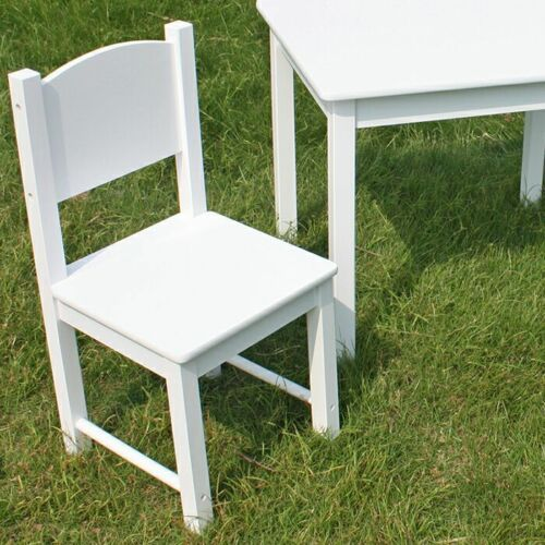 Kids Wooden Table And Chairs Set Play Eat Activity Furniture Toddler Drawing UK
