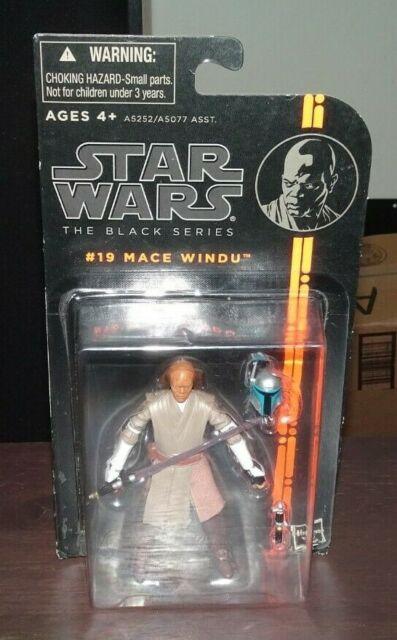 Star Wars Black Series Mace Windu #19 nouveau