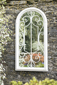 Arched Wall Mirror Large