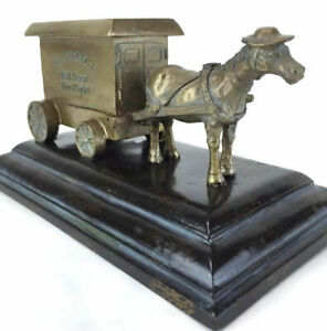 HS-Badcock-100-Years-Limited-Edition-Furniture-Delivery-Horse-Carriage