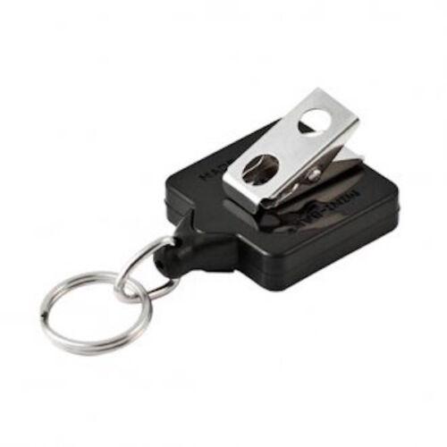 KEYBAK-Original Retractable Square Mini Key Reel *MADE IN USA* Free Post KBMS