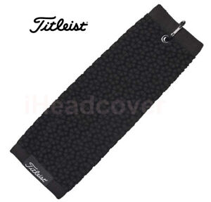 Golf-Titleist-Players-Cart-Premium-Towel-Microfibre-Tri-Fold-Fast-Free-Shippinge