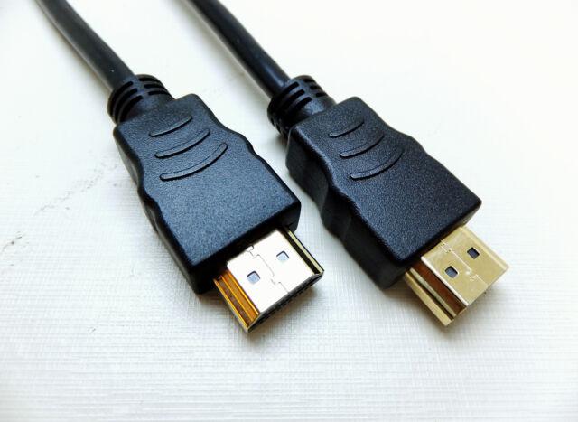 1 Meter High Speed HDMI HD 3D Kabel vergoldete Kontakten DSC und sYCC601 color
