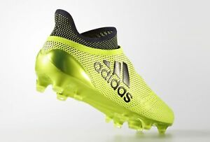 2bbad68b5 Adidas Men s X 17+ Purespeed FG Soccer Football Shoes Cleats Boots ...