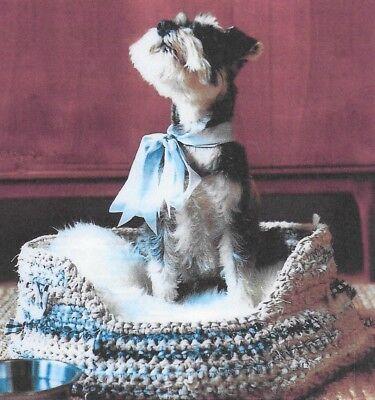 AmiDogs Scottish Terrier (Scottie) amigurumi crochet pattern ... | 400x375