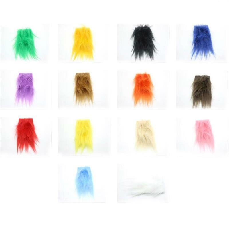 14 colors - Hareline Best Fly Tying Baitfish Streamer Hair Materials