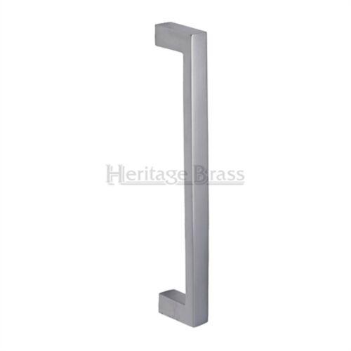 Heritage Brass Door Pull Handle Length:245mm Projection:50mm V2056