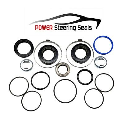 Power Steering Rack and Pinion Seal Kit for Acura TSX Power Steering Seals