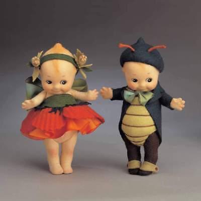 NEW NRFB R.John Wright PEEPER KEWPIE Bug Kewpie Felt Doll LE250