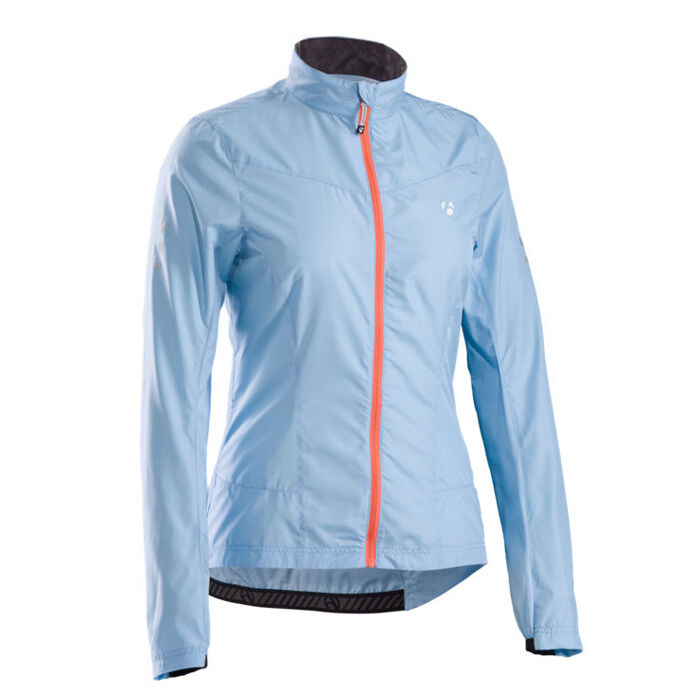 Nuevo Con Etiquetas Para Mujer  Bontrager Race WSD Windshell Chaqueta Azul Medio  calidad fantástica