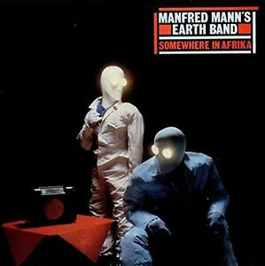 Manfred-Mann-039-s-Earth-Band-Somewhere-In-Africa-New-Vinyl