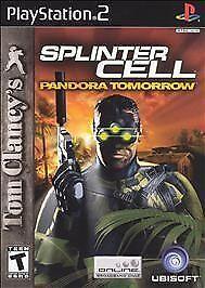 Tom-Clancy-039-s-Splinter-Cell-Pandora-Tomorrow-PlayStation-2-complete-PAL-REGION