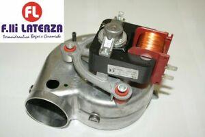 BERETTA R10026104 Ventilateur Rechange GR02555 Installation Sylber Riello