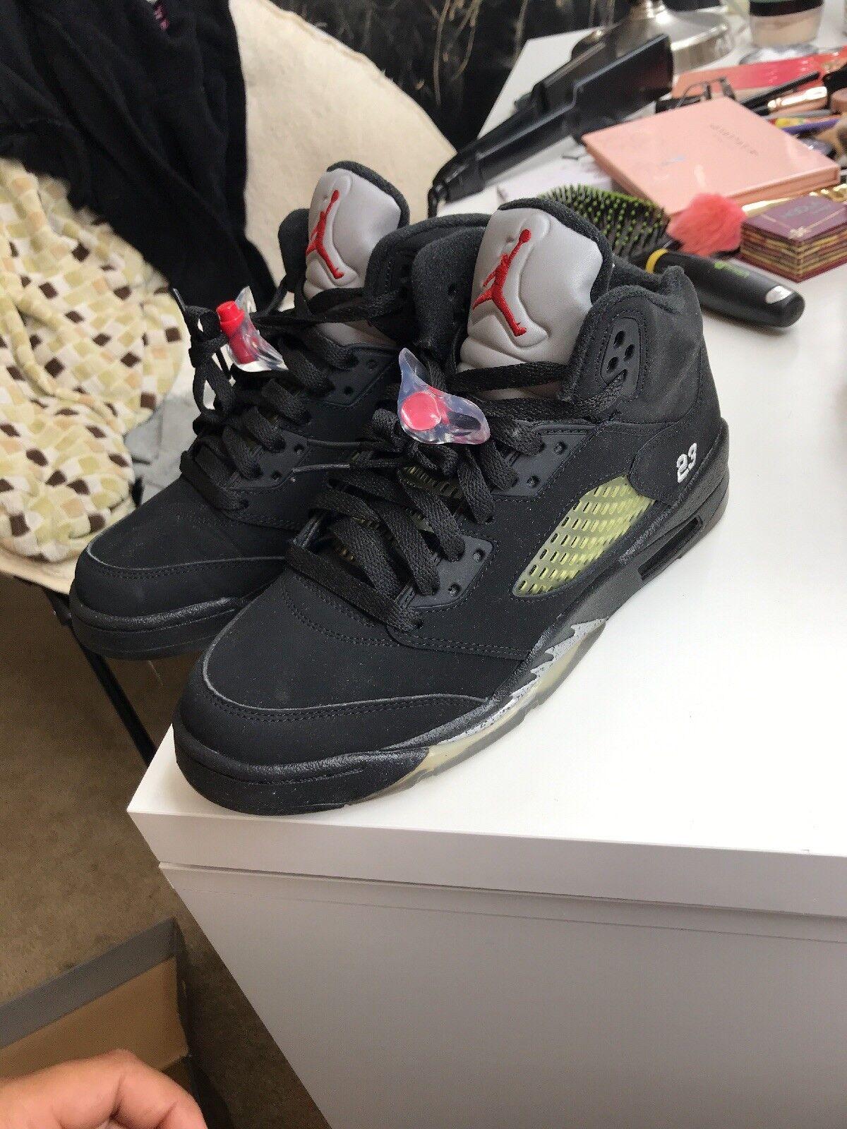 Air Jordan 5 Retro Metallic OG girls