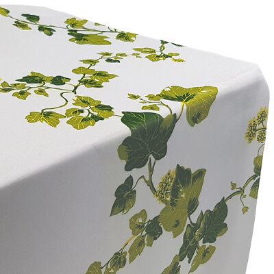 Broderie Table Coureur automne TABLE NAPPERONS feuilles Nappe plafond deco 40x140